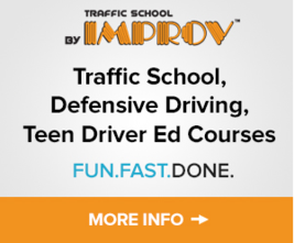 Traffic School by Improv Defensive Driver Discount
