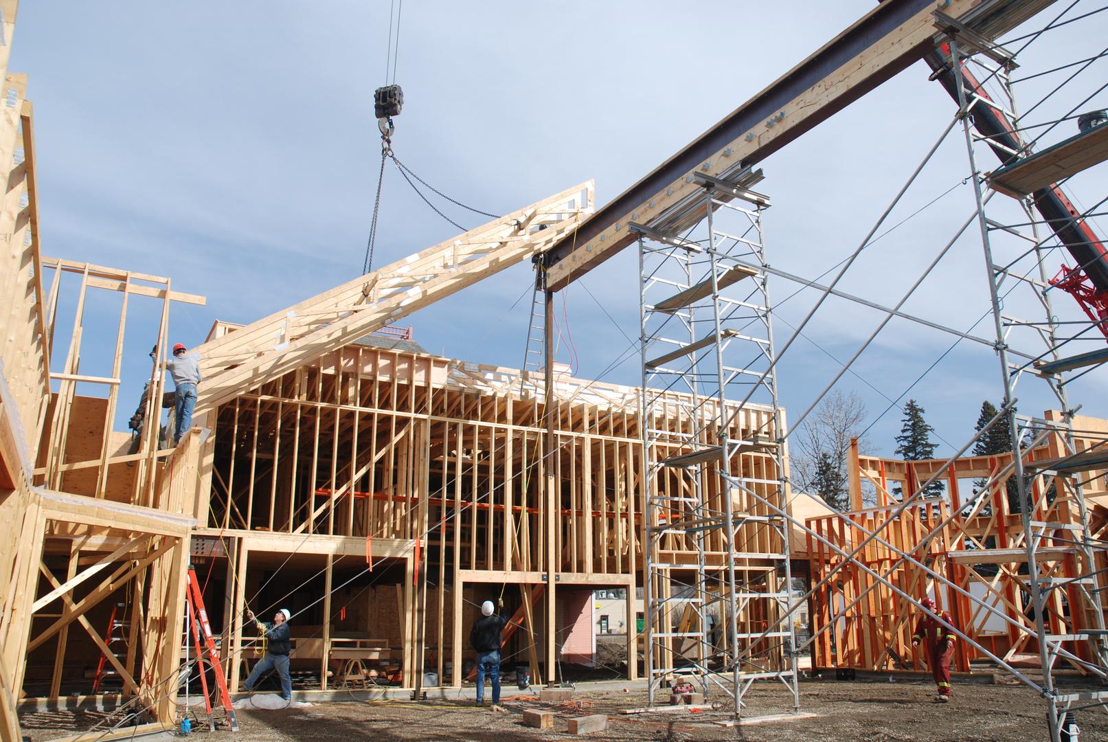 Construction Framers Calgary