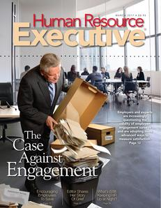 Grief Diaries Human Resource Executive magazine