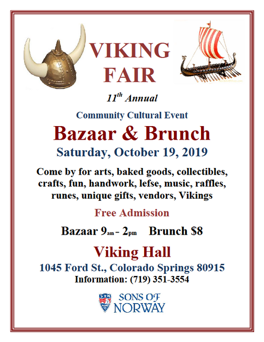 2019 Viking Fair