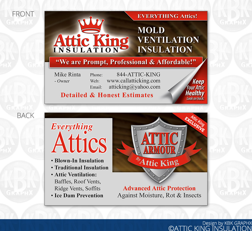 Business card design printing services from kbk graphx double sided designs colourmoves
