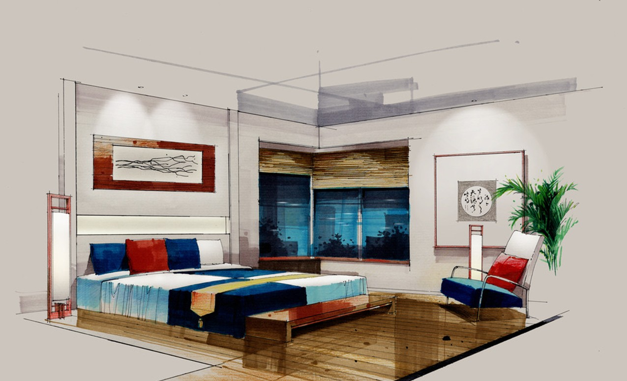 interior design is a multifaceted profession that includes conceptual development space planning site inspections programming research
