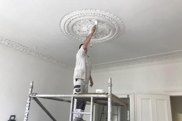 Painting and decorating quotes london