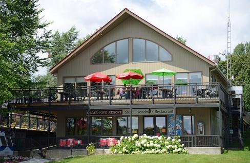 Rv Trailers For Sale Ontario >> Cedar Cove Resort in White Lake Ontario