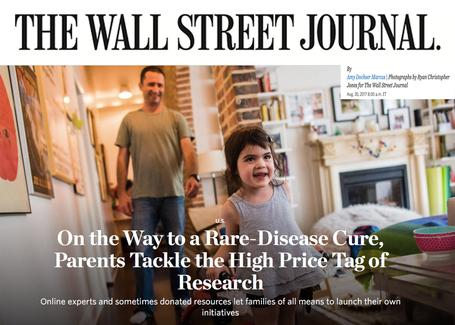 KIF1A Wall Street Journal