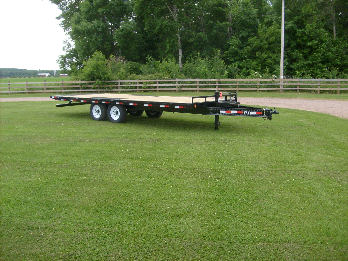 Deckover Bumper Pull Tilt Corn Pro Trailer Wiring Diagram Other Configurations