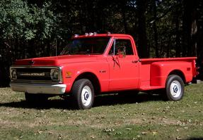 1969 Chevy C-20 Longbed Pickup