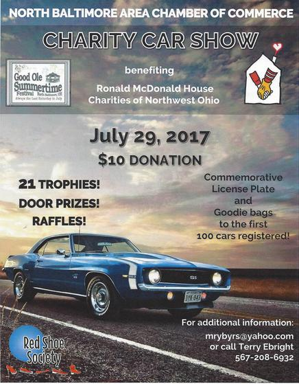 The Good Ole Summertime Car Show Takes Place On N Main St North Baltimore OH