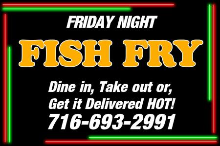 Fish Fry North Tonawanda