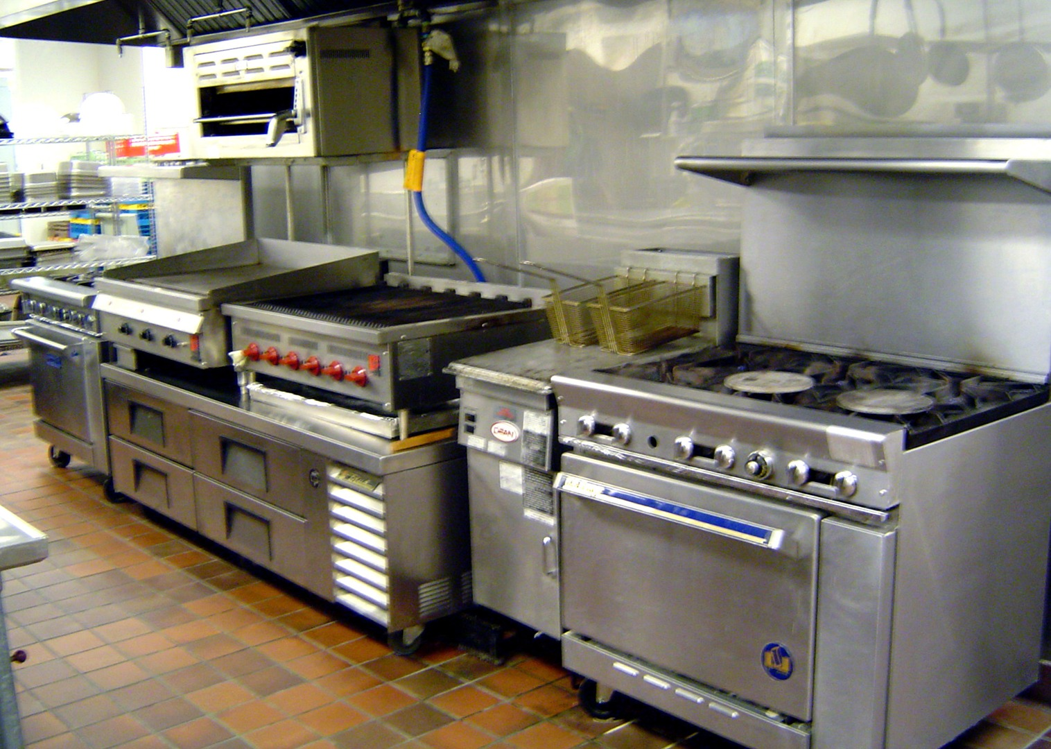 Commercial Small Commercial Kitchen Layout