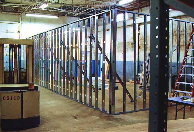 our metal framers are all highly experienced and skilled in all facets of the framing process we work with the utmost precision in everything we do from - Metal Wall Framing