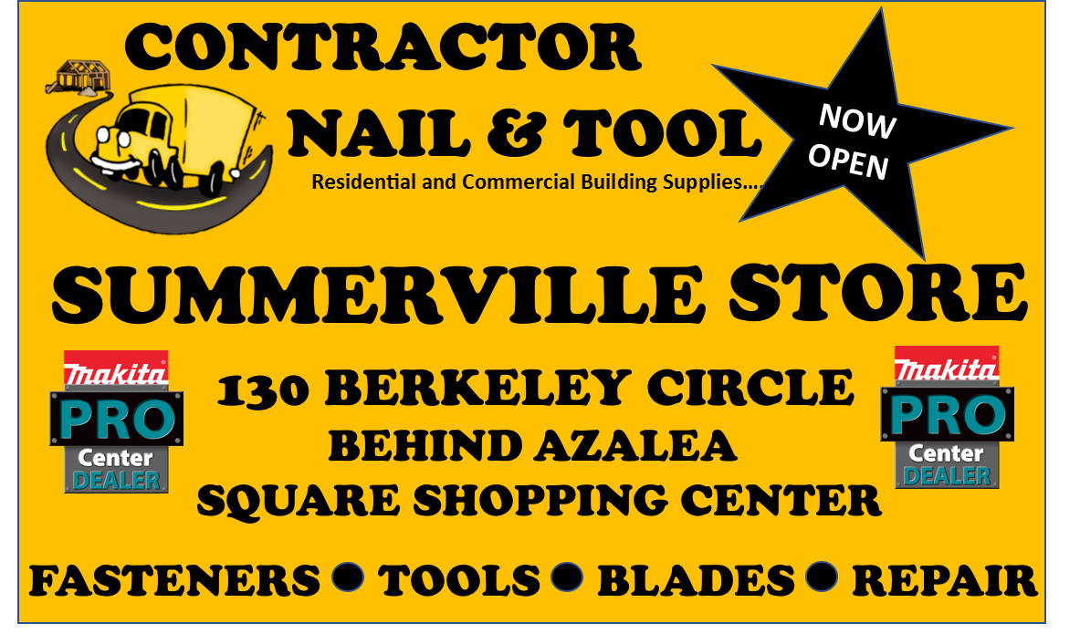 Fasteners And Tools, Tool Repair - Contractor Nail & Tool