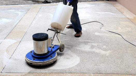 SURFACE POLISHING SERVICES FROM RGV Janitorial Services