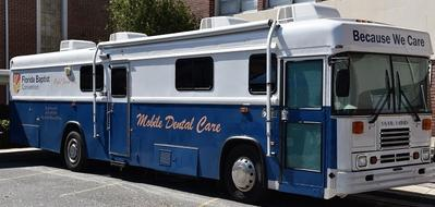 Florida Baptist Convention Mobile Dental Ministry