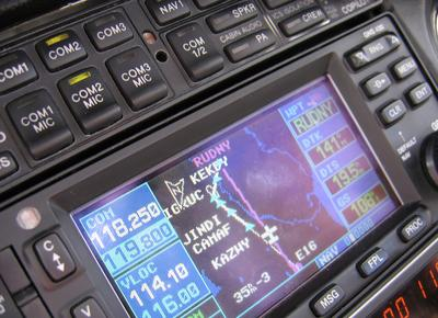 Aircraft rentals with GPS WAAS IFR navigation.