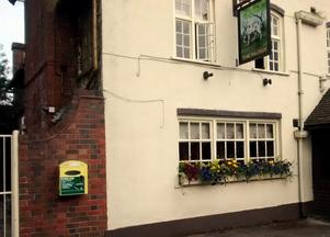 Belbroughton Defibrillator outside The Talbot Public House