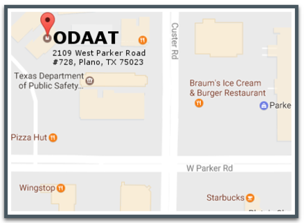 ODAAT 2109 West Parker Road #728, Plano, TX 75023