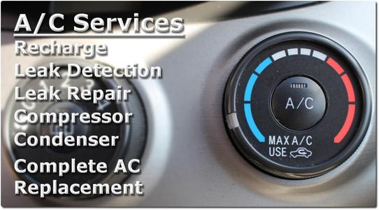 Toyota AC Repair Air Conditioning Service & Cost in Omaha NE - Mobile Auto Truck Repair Omaha