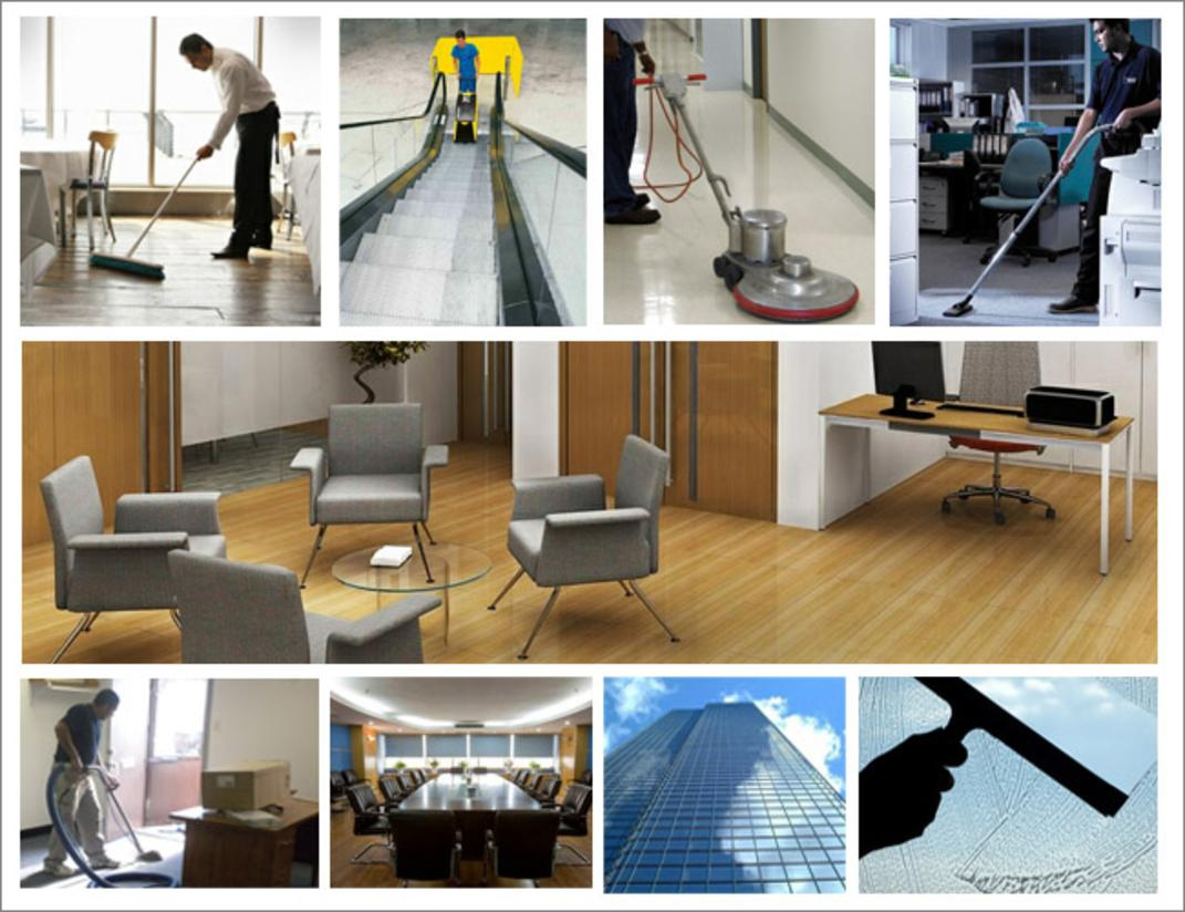 COMMERCIAL CLEANING JANITORIAL SERVICES PHARR TXMCALLEN