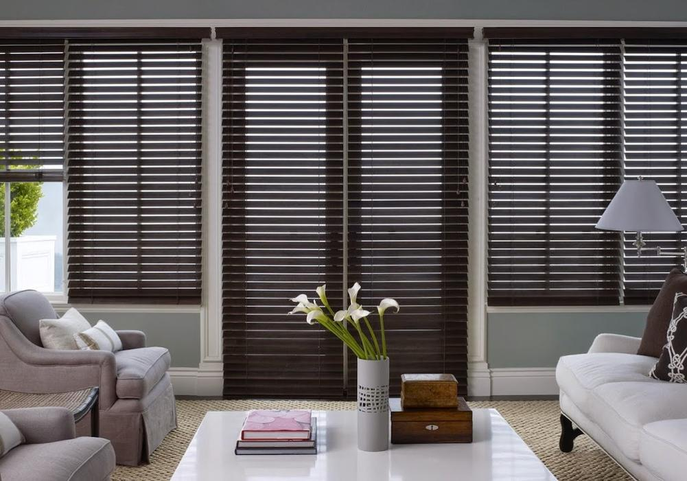 Panel Track Blinds Replacement Panels 2 Inch Wood
