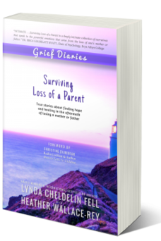 Grief Diaries Surviving Loss of a Parent book