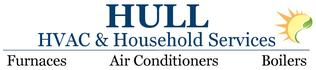 Hull HVAC Logo