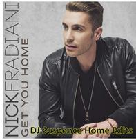 Nick Fradiani, DJ Suspence, Club, House, Soulful House, Remix, Dance, Get, You, Home