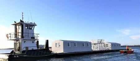 RM Floating Office and Storage Buildings
