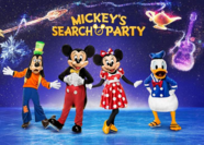Fort Lauderdale Events: Disney on Ice; Mickey Mouse; Search Party; Magic Kingdom in Miami; Fort Lauderdale