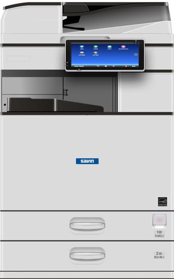Savin multifunction black & white systems are ideal for any environment that depends on sophisticated features to support complex workflows providing businesses a more efficient and intuitive new way to work. Shop our selection of black & white multifunction printers and discover a model that works for you.