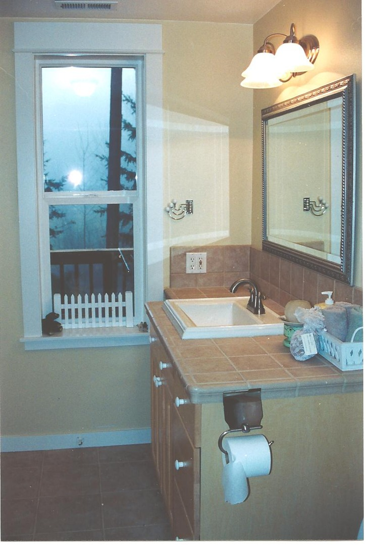 Kitchen Bathrooms Contractor Puyallup Tacoma Wa Cabinets Tile