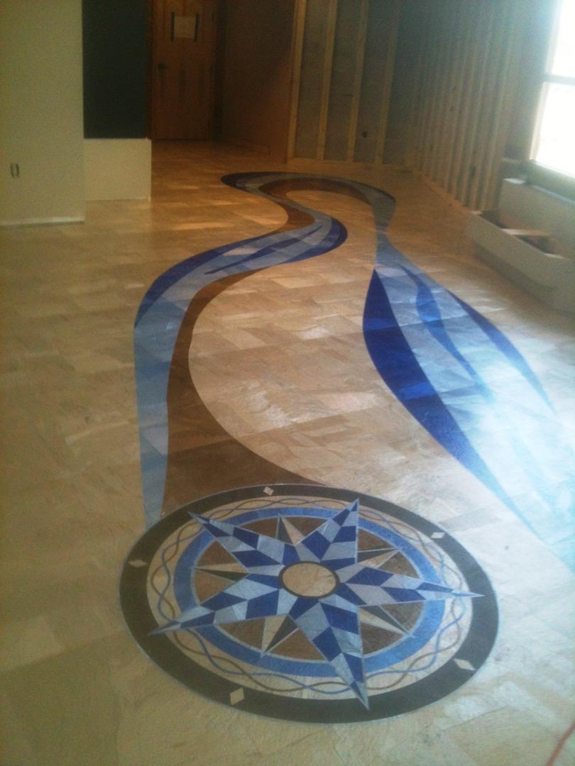 Flooring installation wood floor installation mccrorys carpet church carpet baanklon Choice Image