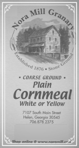 Nora Mill Course Ground Plain Cornmeal Yellow and White Recipes