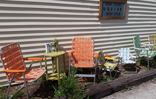 New Used Repurposed Antiques and Vintage Home Decor and