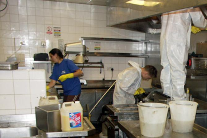best commercial kitchen cleaning services in omaha ne price