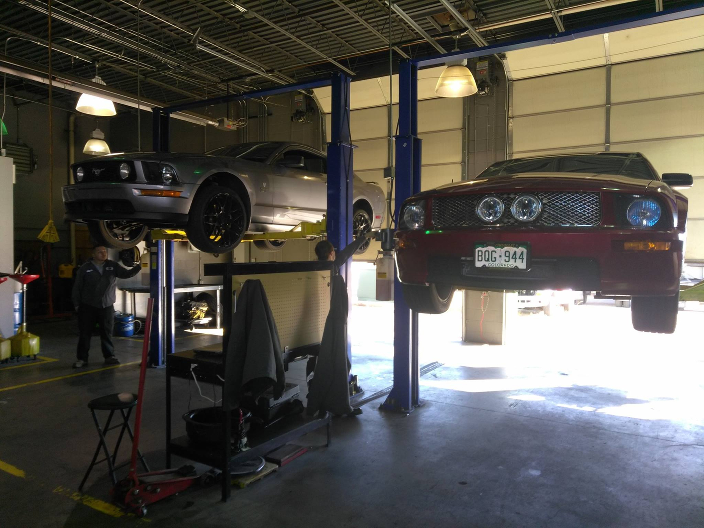 Gearhead garage inc oil change performance upgrades car oil change installing trust one repair at a time solutioingenieria Image collections