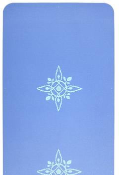 Gentle Pond Compass Rose One-Color Yoga Mats