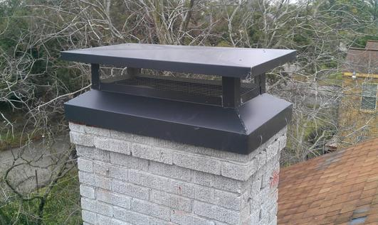Affordable Chimney Cap Replacement Services and Cost Edinburg McAllen TX| Handyman Services of McAllen