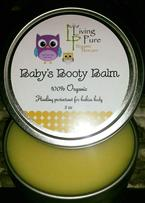 organic baby products at Living Pure