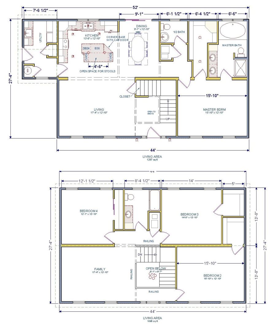 barksdale a beautiful 2 story with lots of space it s no surprise this 2568 square foot 2 story home is one of our best selling homes a big living room with an open