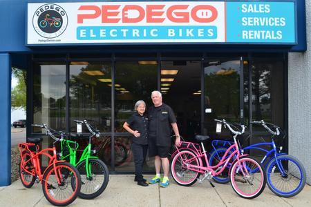Pedego Electric Bike Accessories