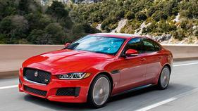 2017 Jaguar XE S - Review
