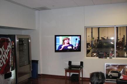 Free Waiting Room HDTV For Business