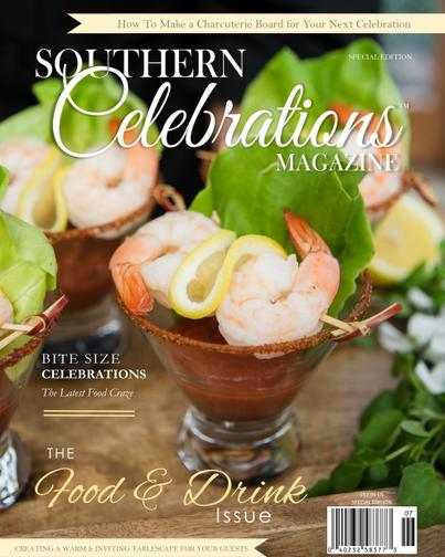 Southern Celebrations Food & Drink Issue