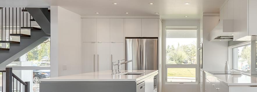 Contemporary Residential Architecture And Interior Design In Calgary Alberta
