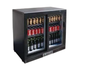 Slide Door Bar Bottle Cooler Spec Sheet
