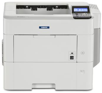"Ricoh/Savin SP 5300DN 8.5"" x 14"" capable black and white printer, affordable, fast, business-class, consistent, 2 GB RAM, 52 page per minute print speeds, 1200 by 1200 dpi print resolution, mobile printing, smartphone and tablet printing, low price, Automatic duplex, budget friendly, small office, low cost per page, small workgroup device sold by Cedar Rapids Photo Copy, Inc. (CRPC, Inc.) in Cedar Rapids, Iowa. Eastern Iowa/Corridor area's leader in office printing technology and general office technology since 1965."