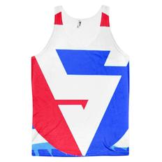 American Classic fit tank top