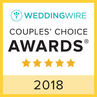 WeddingWire Couples' Choice 2018