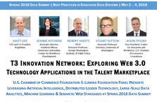 T3 Innovation Network: Exploring Web 3.0 Technology Applications in the Talent Marketplace | Featured Session at PESC Spring 2018 Data Summit